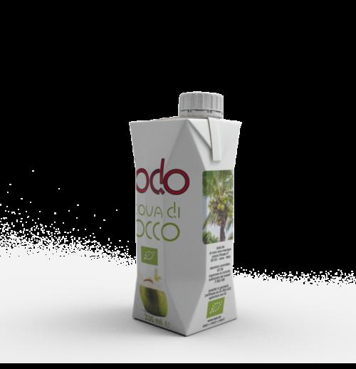 dodo bio acqua di cocco